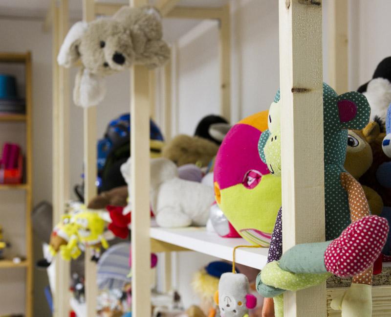 La P'tite Boutique des créneaux - jouets
